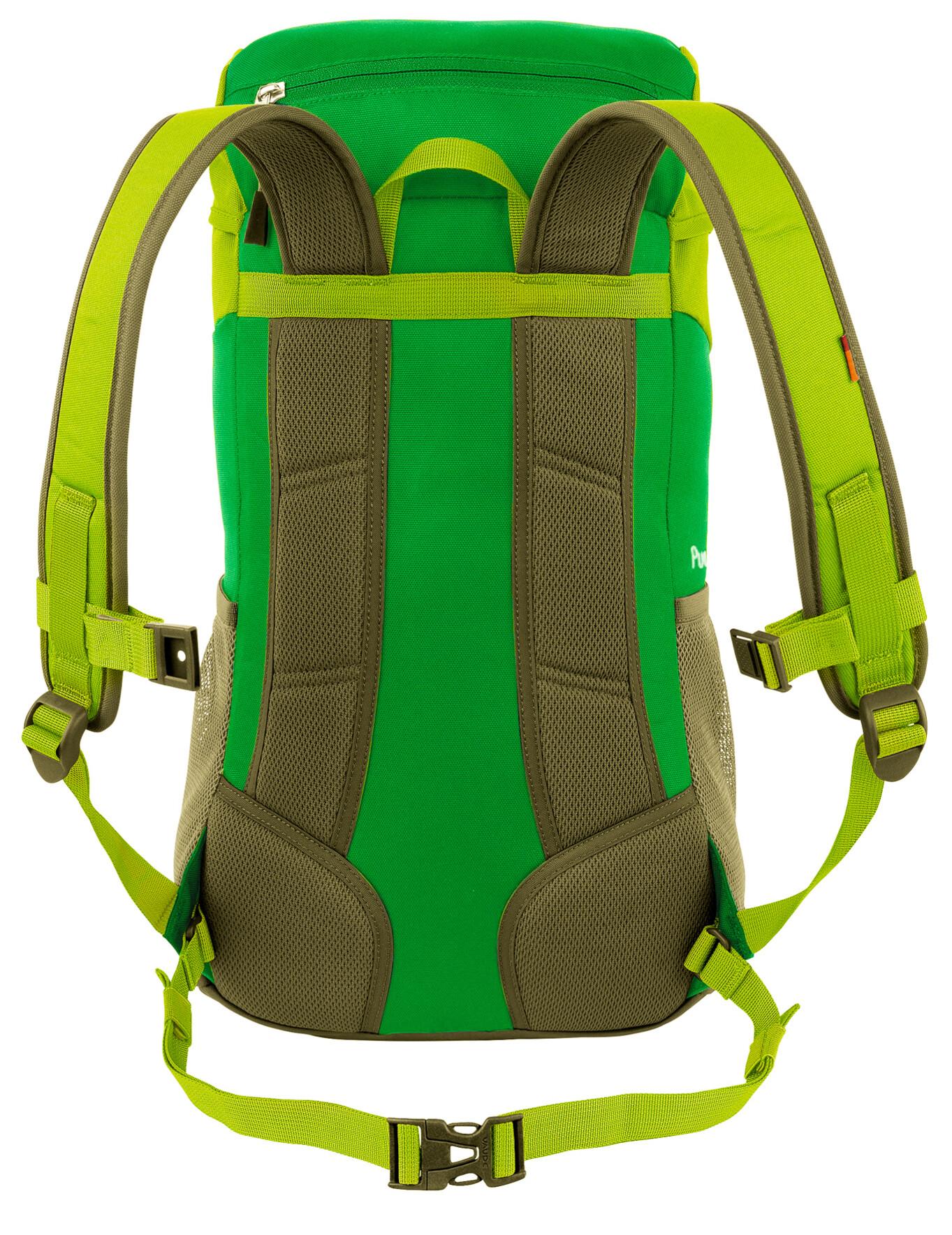 25b038f3e5c VAUDE Puck 10 rugzak Kinderen groen l Online outdoor shop Campz.nl